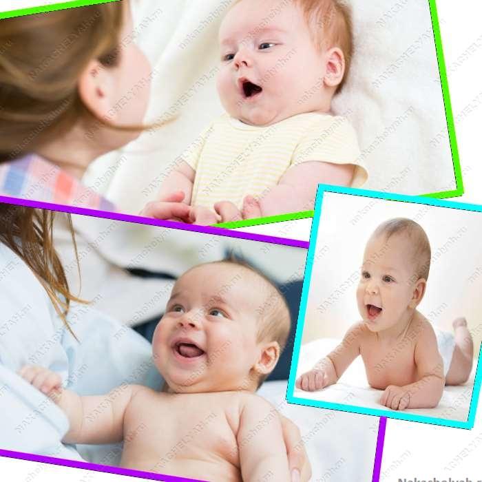 Как развивать ребенка в 3 месяца жизни речь