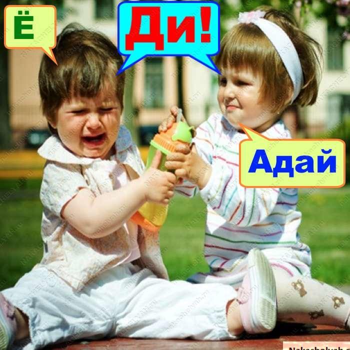 развитие речи у двойни первые слова